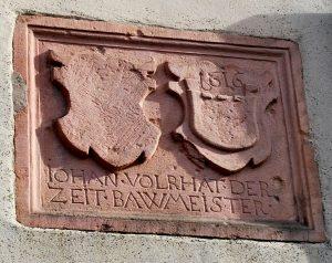 d60-42072-kaysersberg metzig plaque murale